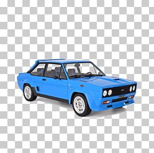 Fiat 131 Abarth Car Fiat Automobiles PNG