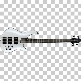Bass Guitar Electric Guitar Cort Guitars Double Bass PNG