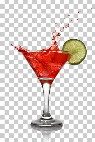 Bacardi Cocktail Cosmopolitan Martini Distilled Beverage PNG