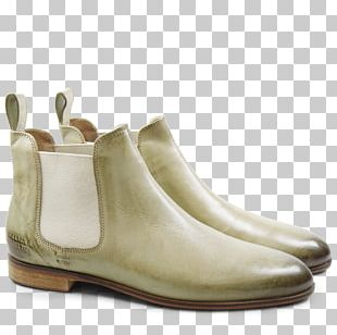 Chelsea Boot Shoe Leather Botina PNG