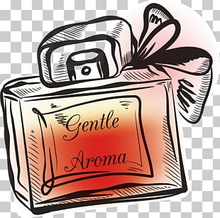 Perfume Bottle Computer File PNG