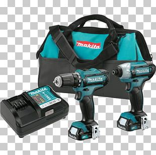 Augers Makita CT226 2-Piece Combo Kit Cordless Impact Driver PNG