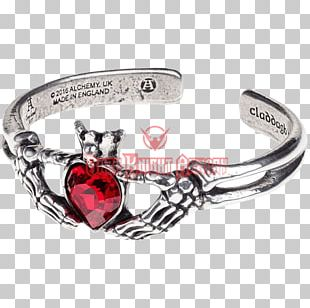 Bracelet Claddagh Ring Bangle Jewellery PNG