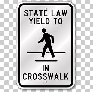 Pedestrian Crossing Traffic Sign United States Car Stop Sign PNG