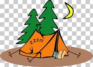 Camping Tent Drawing PNG