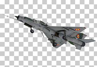 Fighter Aircraft Mikoyan-Gurevich MiG-21 Airplane Attack Aircraft Aviation PNG