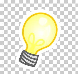 Incandescent Light Bulb Foco Animaatio PNG