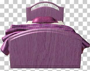 Bed Textile Purple Health Love PNG