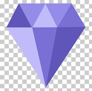 Electric Blue Square Triangle Purple PNG