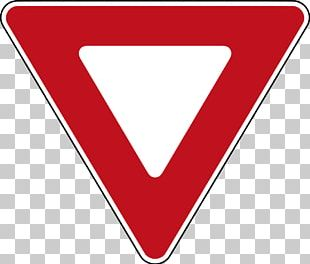 Road Signs In Canada Yield Sign Traffic Sign Stop Sign PNG