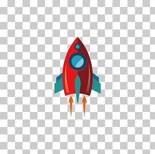 Rocket Spacecraft Outer Space PNG