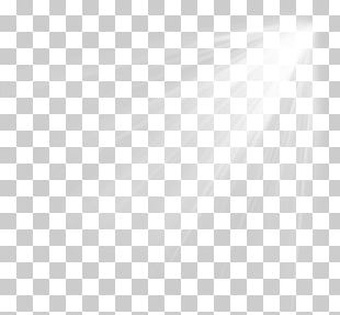 Black And White Line Angle Point PNG