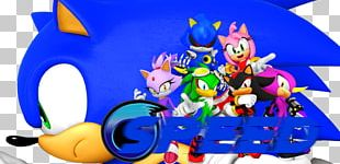 Sonic The Hedgehog Amy Rose Sonic Heroes Shadow The Hedgehog Tails PNG