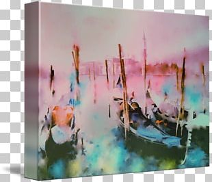 Watercolor Painting Acrylic Paint Frames PNG