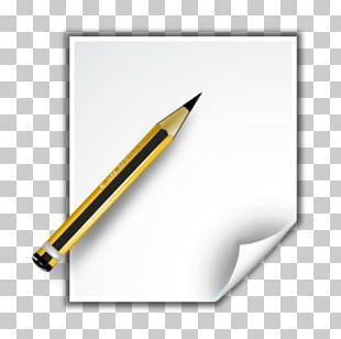 Office Supplies Line Angle PNG