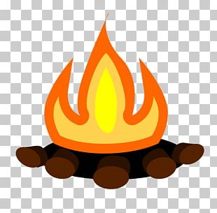 Campfire Smore PNG