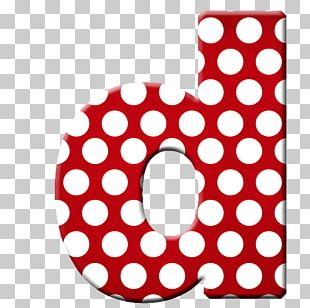 Minnie Mouse Letter Polka Dot Alphabet PNG