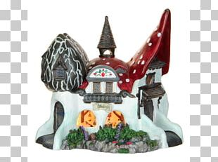 Efteling Fairy Tale Forest Huis Met De Kabouters Symbolica Miniatuur PNG