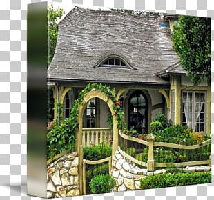 Carmel-by-the-Sea House Plan Roof Building PNG