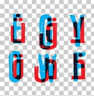 Plastic Font PNG