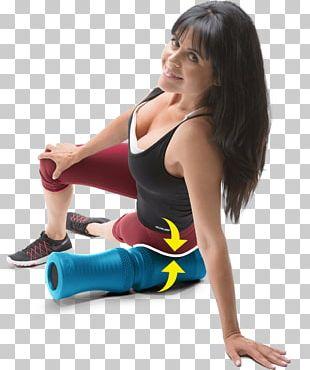 IntelliRoll Pain Myofascial Trigger Point Stretching Form-fitting Garment PNG