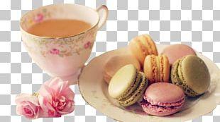 Bubble Tea Macaron Macaroon Green Tea PNG