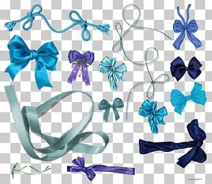 Hair Tie IFolder DepositFiles Blue Ribbon PNG