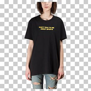 T-shirt Off-White Sport Sleeve PNG