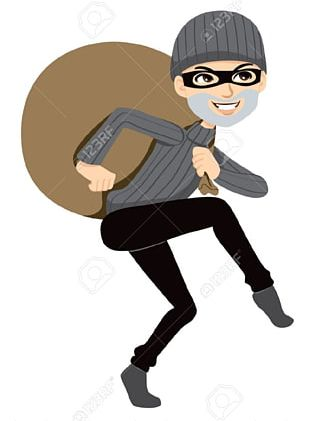 Theft Stock Photography PNG