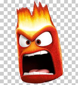 Anger Riley Bing Bong Pixar PNG