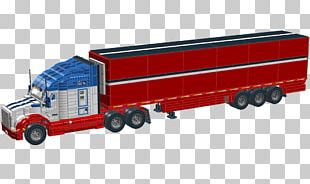 Car Semi-trailer Truck Kenworth T680 Motor Vehicle PNG