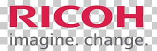 Ricoh Corporate Partner Printing Logo Business PNG