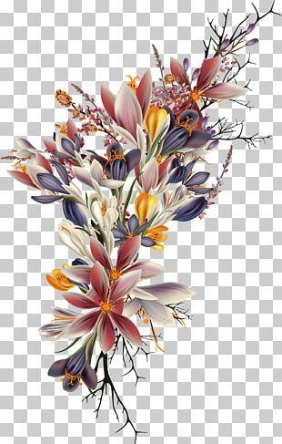 Flowers In A Vase Flower Bouquet Euclidean PNG