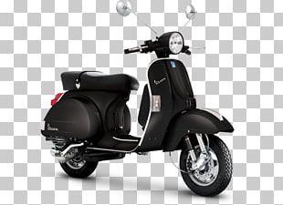 Scooter Vespa GTS Car Piaggio Vespa PX PNG