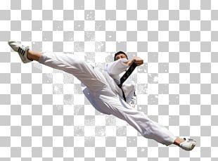 Taekwondo Karate Martial Arts Combat Sport Kick PNG