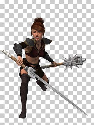 The Woman Warrior PNG