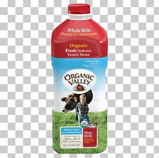 Organic Milk Organic Food Cream Organic Valley PNG