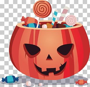 Halloween Trick-or-treating Illustration PNG