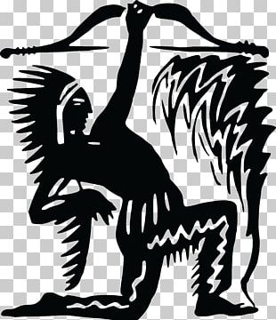 Native Americans In The United States Silhouette Indigenous Peoples Of The Americas PNG