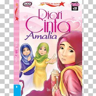 DIARI CINTA AMALIA Majalah Ana Muslim Majalah Muslim Teens Video Game Software Love PNG
