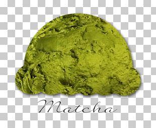 Matcha Ice Cream Green Tea PNG