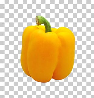 Bell Pepper Yellow Pepper Portable Network Graphics Vegetable Chili Pepper PNG