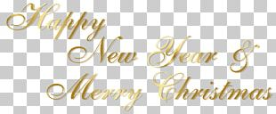 Christmas New Year's Day PNG