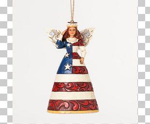 Christmas Ornament Willow Tree Angel Figurine Cherub PNG