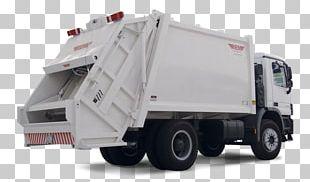 Garbage Truck Waste Management Landfill PNG
