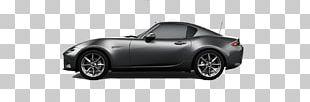 2017 Mazda MX-5 Miata RF Sports Car Alloy Wheel PNG