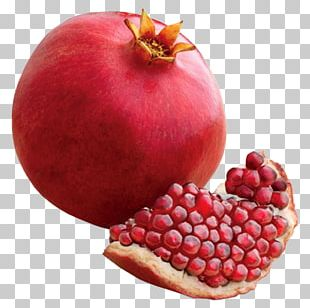 Pomegranate Juice Pomegranate Juice Fruit Aril PNG