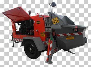 Hardware Pumps Concrete Pump Engine Machine Motor Vehicle PNG