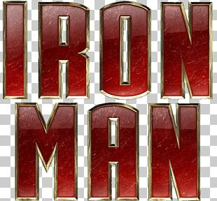 Iron Man Logo PNG
