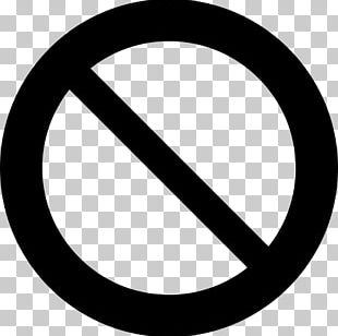 Prohibition In The United States Computer Icons Symbol Ban PNG